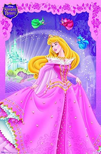 (Trends International Sleeping Beauty Wall Poster 22.375