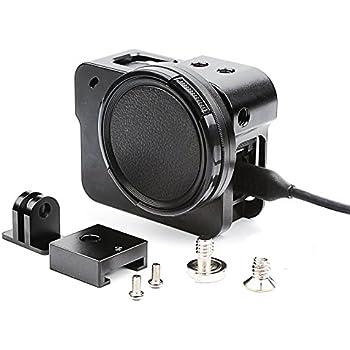 Amazon.com: PULUZ Aluminum Alloy Case for GoPro Hero 7 Black ...