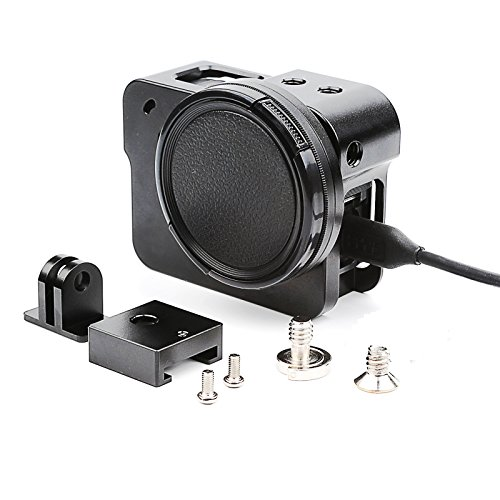 SHOOT Aluminum Solid Vlogging Cooling Case for GoPro...