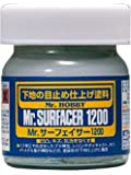 Mr. Surfacer 1200 NET.40ml Bottle Gundam Hobby