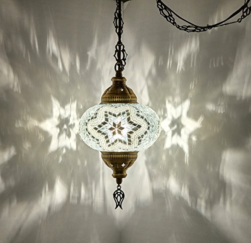 Large Moroccan Pendant Lighting in US - 3