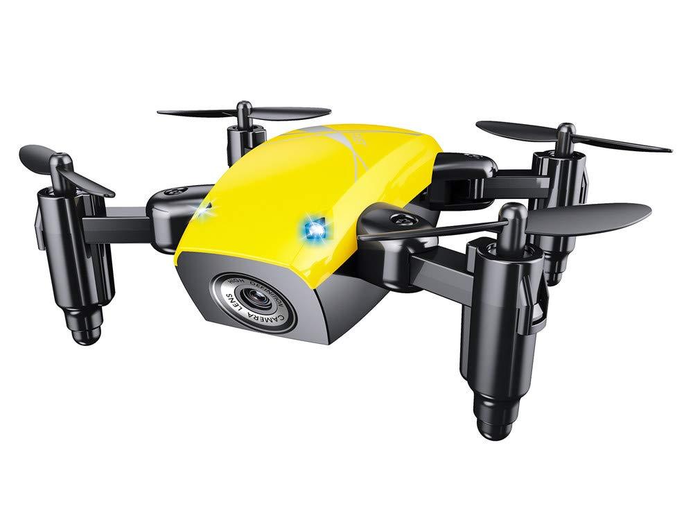 MEILI S9HW Faltbare Mini-Vierachsenflugzeuge Echtzeit-Drohnen-Luftbildfotografie in großer Höhe