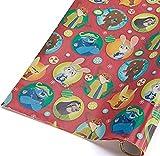1 Roll: Disney Zootopia Heavyweight Gift Wrap