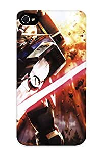High Quality VlUbwJy1905kWPTI Gundam Tpu Case For Iphone 4/4s