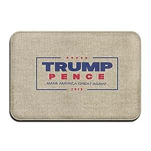 Trump antideslizante para América Presidente 201640* 60cm Felpudo