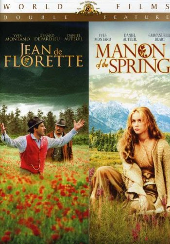 MANON OF THE SPRING & JEAN DE FLORETTE PDF