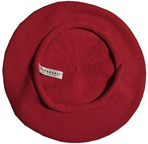 f824e3deff7a4 Image Unavailable. Image not available for. Color  Parkhurst Classic French  Beret ...