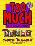 download ebook too much of a good thing (volume 1) pdf epub