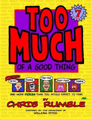 TOO MUCH of a Good Thing (Volume 1) pdf epub