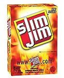Slim Jim Smoked Snack Sticks, Original,28-Oz Total (Pack of 100) Review