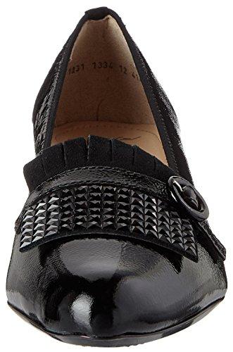 Ara Ladies Knokke Pumps Black (nero)
