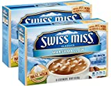 Swiss Miss Hot Cocoa with Marshmallows, 2 Pack (20 Packets Total)