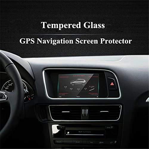 6.5インチ 強化ガラス GPS ナビゲーションスクリーンプロテクターAudi Q3 Q5 2009-2015用 BONGZUO