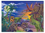 Melissa & Doug 60 Piece Land of Dinosaurs Jigsaw Puzzle thumbnail