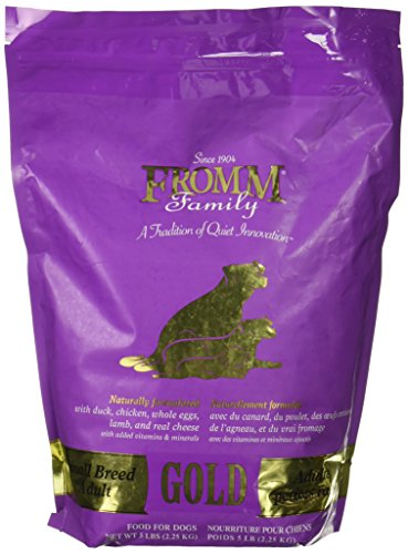 - Fromm Gold Adult Dog Food Small Breed (5 Lb)