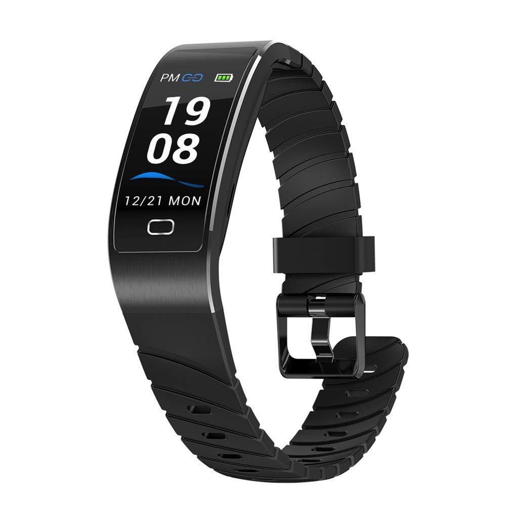 Amazon.com: Star_wuvi S7 Heart Rate &Sleep Monitor IP68 ...