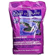 Coast Of Maine Organic Pr of BH8P Bar Harbor Pot Soil, 8-Quart