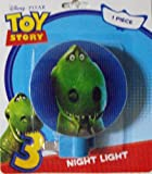 Toy Story 3 ~ Night Light ~ Choose below your shade image Woody, Rex or Buzz