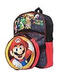 super mario sleeping bag - Super Mario Backpack & Lunch Bag