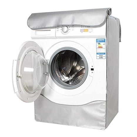 Renhe - Funda impermeable para lavadora y secadora, a prueba de ...