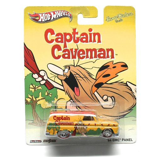 '64 GMC PANEL * CAPTAIN CAVEMAN / HANNA-BARBERA * Hot for sale  Delivered anywhere in USA
