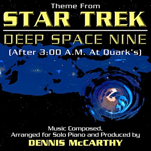 Used, Star Trek: Deep Space Nine - Main Theme for Solo Piano for sale  Delivered anywhere in USA