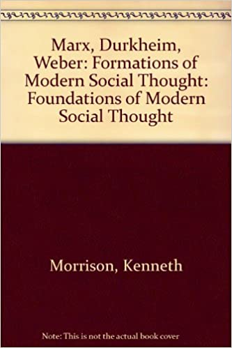 similarities between marx and durkheim