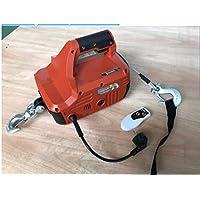 GOWE 551LBS/250KGX8M cabrestante eléctrico portátil con mando a