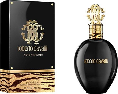 Roberto Cavalli Nero Assoluto Eau de Parfum Spray for Women, 1.7 Ounce