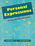 img - for Personal Expressions: Writing Your Way into English book / textbook / text book