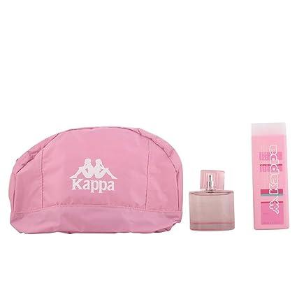 Kappa - Estuche con Agua de Colonia, Gel de Ducha y Bolsa ...