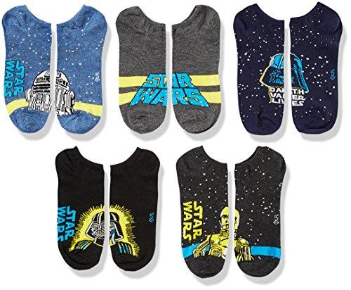 Star Wars no-show socks