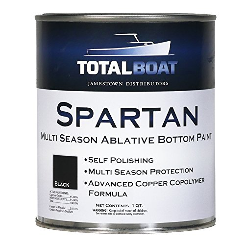 ttom Paint (Black, Quart) ()