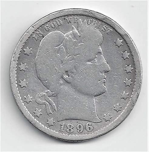 1892-1915 50C Barber Half Dollar Roll 20 AG//Good Mixed Full Date /& Mint Marks