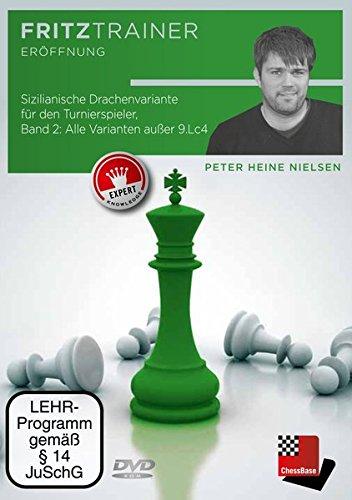 Sizilianische Drachenvariante für den Turnierspieler Band 2 Peter Heine Nielsen