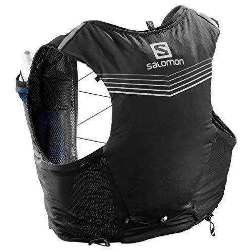 Salomon Unisex Adv Skin 5 Set Black Large