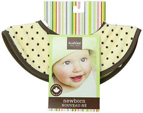 Kushies Terry Chin Yellow Newborn