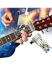 Guitar Beginner One-Key Chord Assisted Learning Tools Classical Chord Buddy Guitar Chord Practice Tool for Trainer Beginner