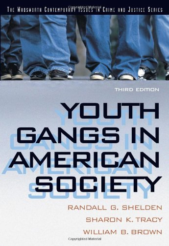 Youth Gangs in American Society (Contemporary Issues in Crime and Justice Series)