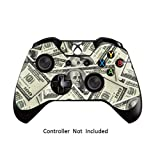 xbox 1 control covers - Skins Stickers for Xbox One Games Controller - Custom Orginal Xbox 1 Remote Controller Wired Wireless Protective Vinyl Decals Covers - Leather Texture Protector Accessories - Big Ballin