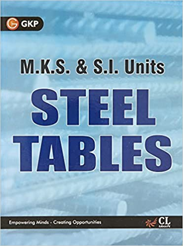 Steel Table Book