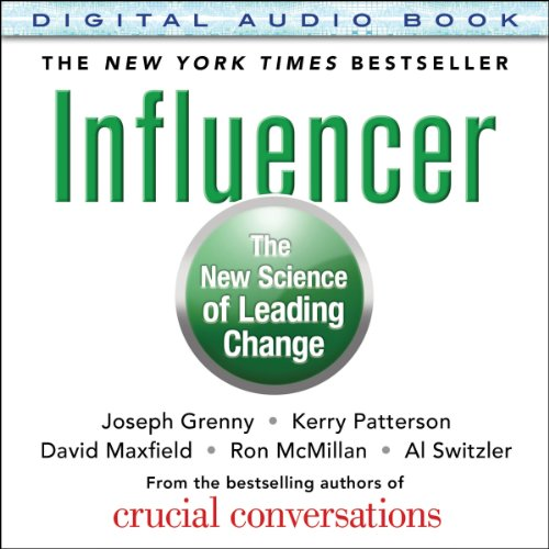 Pdf Business Influencer: The New Science of Leading Change