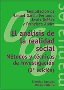 methods of social investigation Practical social investigation provides, within a single text, an introduction to a wide range of both long-standing and newer social research methods.