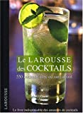 img - for Larousse des cocktails (French Edition) book / textbook / text book
