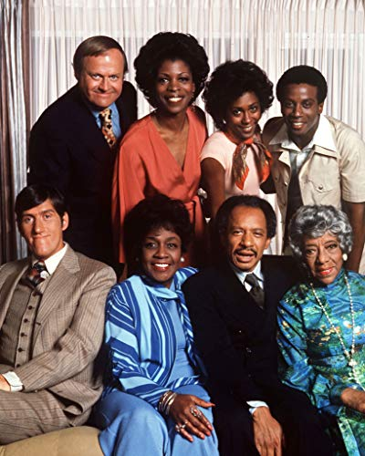 - The Jeffersons CAST 8 x 10 * 8x10 GLOSSY Photo Picture