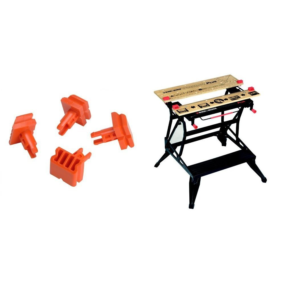 Awesome Black Decker Vice Pegs 4 For Workmate With Workmate Machost Co Dining Chair Design Ideas Machostcouk