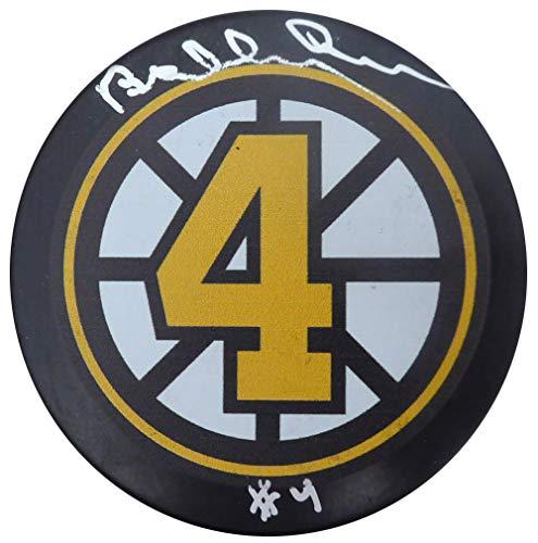 - Bobby Orr Autographed Boston Bruins Hockey Puck Beckett BAS #F98265