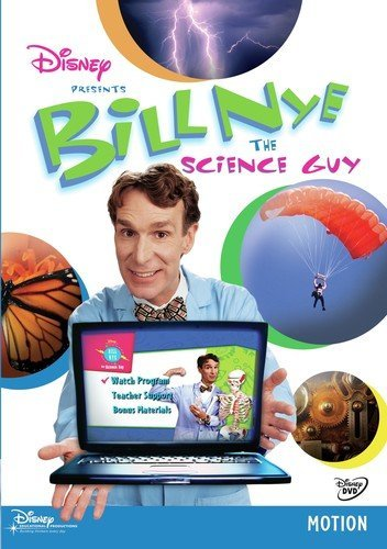 Bill Nye the Science Guy: Motion Classroom Edition [Interactive DVD]