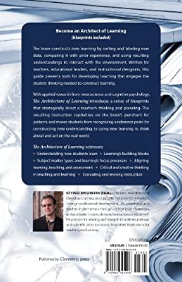 The Architecture Of Learning Designing Instruction For The Learning Brain Washburn Kevin D Amazon Sg Books