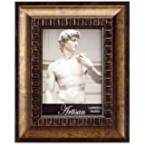 Lawrence Frames Carved Roman Bronze 4x6 Picture Frame
